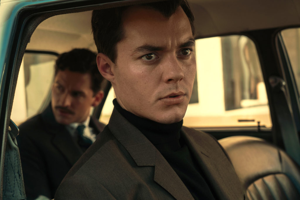 Pennyworth Season 1 Episode 101: Pilot