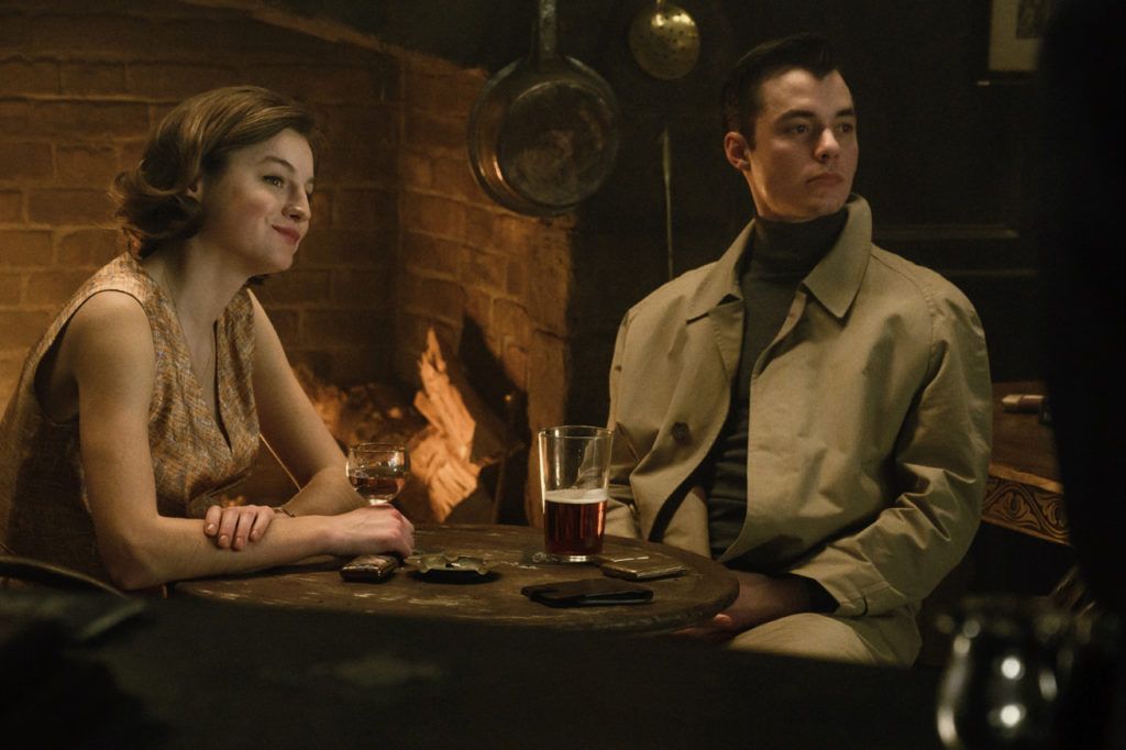 Pennyworth Season 1 Episode 102: The Landlord's Daughter