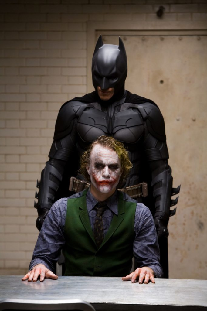 Dark Knight di HBO Asia