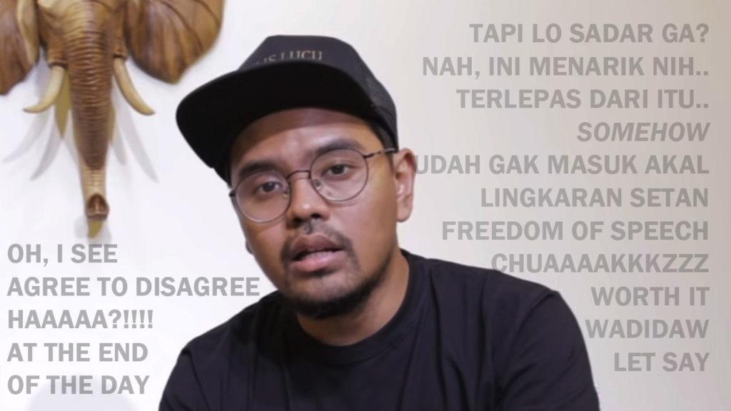 Kamus Besar Bahasa Coki Pardede